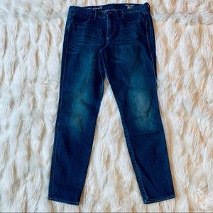 Madewell Skinny Skinny Ankle Jeans, Size 29